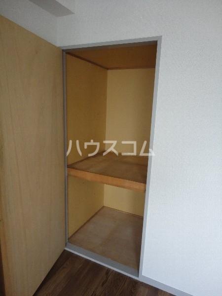 第2みゆきビル 103号室の収納