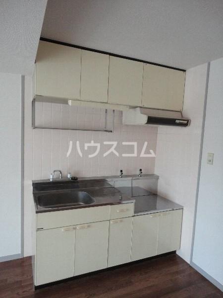 第2みゆきビル 103号室のキッチン