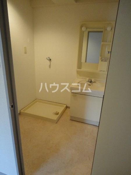 第2みゆきビル 103号室の洗面所