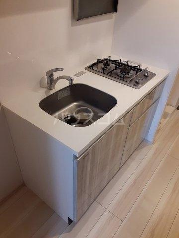 アルテシモ ピトレ 902号室のキッチン