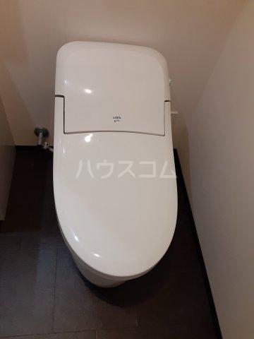 アルテシモ ピトレ 902号室のトイレ
