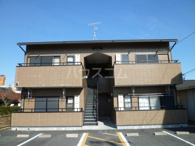 Villa Adonis D号室の駐車場