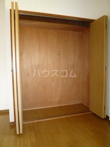 Villa Adonis D号室の収納