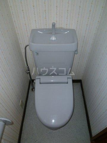 Villa Adonis D号室のトイレ