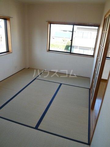 Villa Adonis D号室の居室