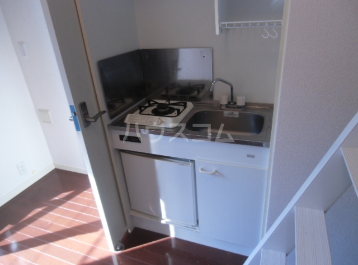 Ville赤羽 202号室のキッチン
