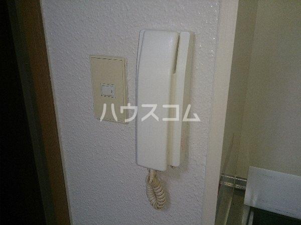 アップル春日井 206号室のセキュリティ