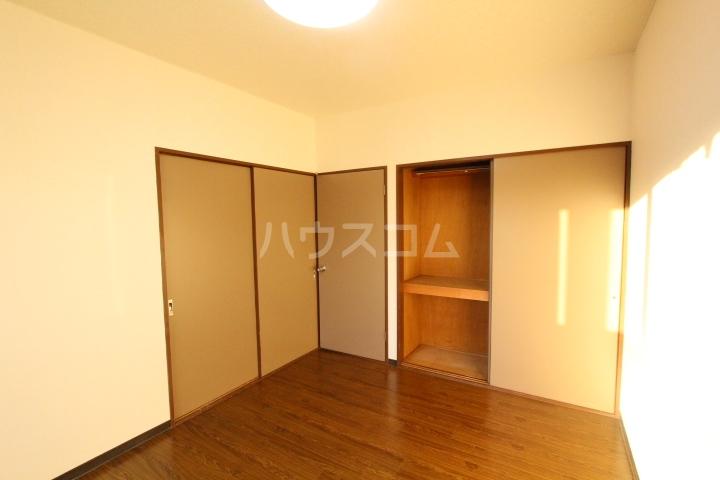 グリーンハイツ武田 2D号室のベッドルーム