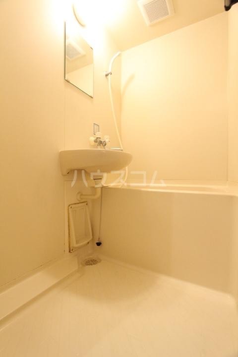 グリーンハイツ武田 2D号室の風呂