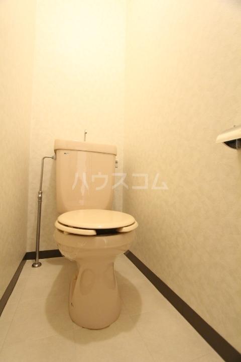 グリーンハイツ武田 2D号室のトイレ