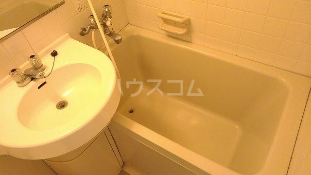 パシフィック桜木 206号室の風呂