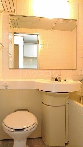パシフィック桜木 206号室の洗面所