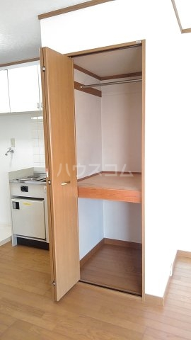 パシフィック桜木 206号室の収納