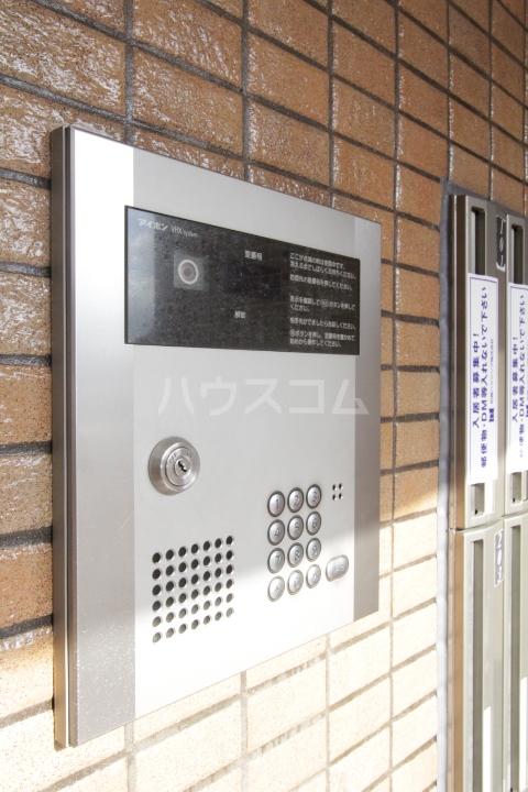 コンフォート梅村 102号室のセキュリティ