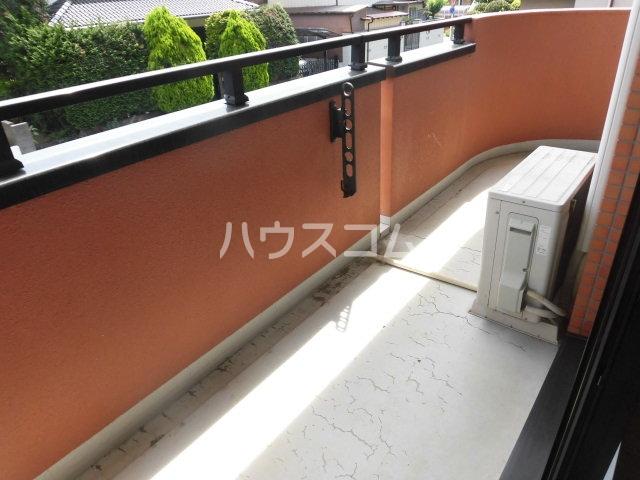 メゾン土呂第1 201号室のバルコニー