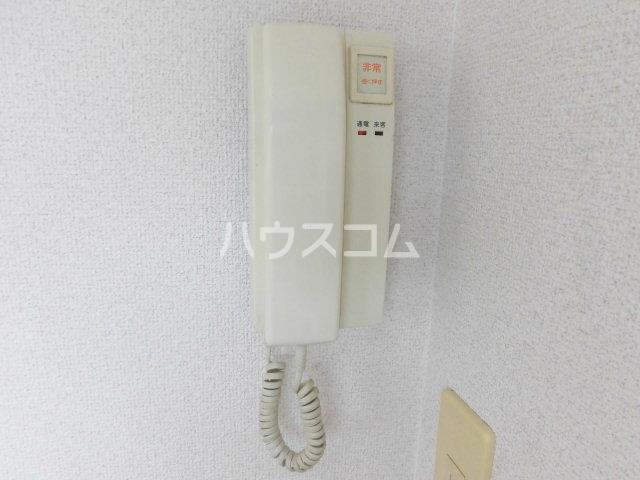 メゾン土呂第1 201号室のセキュリティ