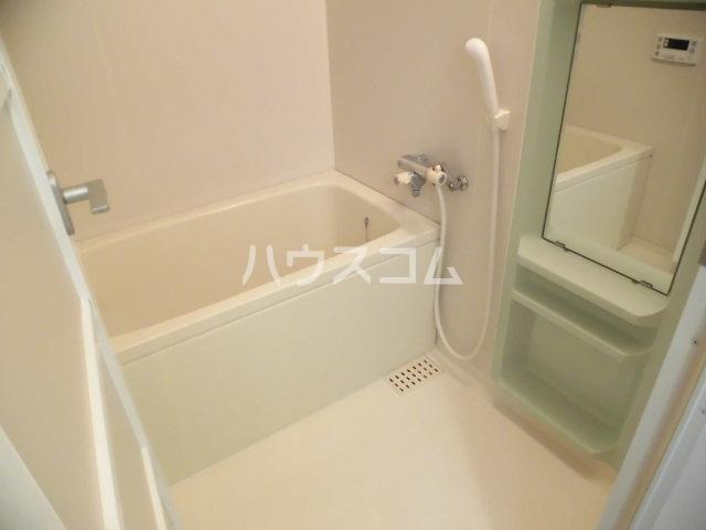 メゾン土呂第1 201号室の風呂
