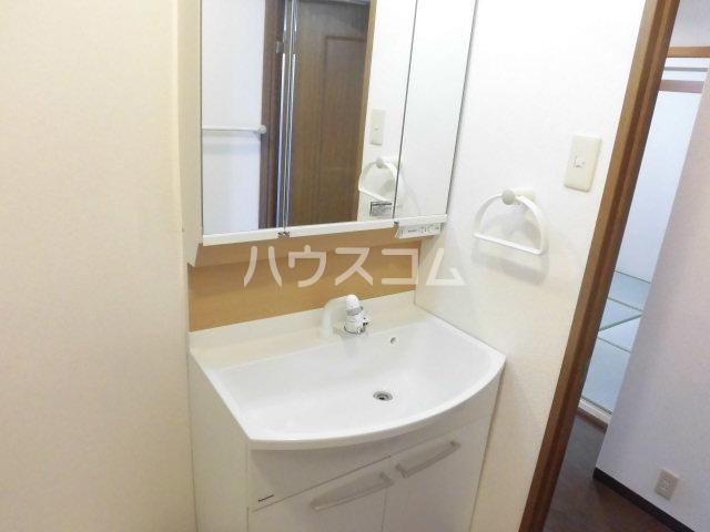 メゾン土呂第1 201号室の洗面所
