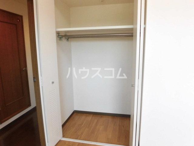 メゾン土呂第1 201号室の収納