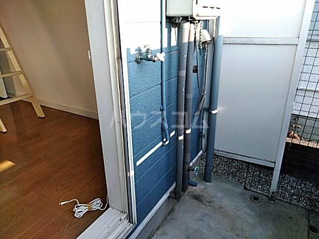 ハイドアウト園 107号室の設備