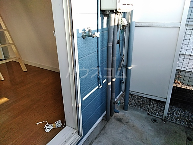 ハイドアウト園 204号室の設備
