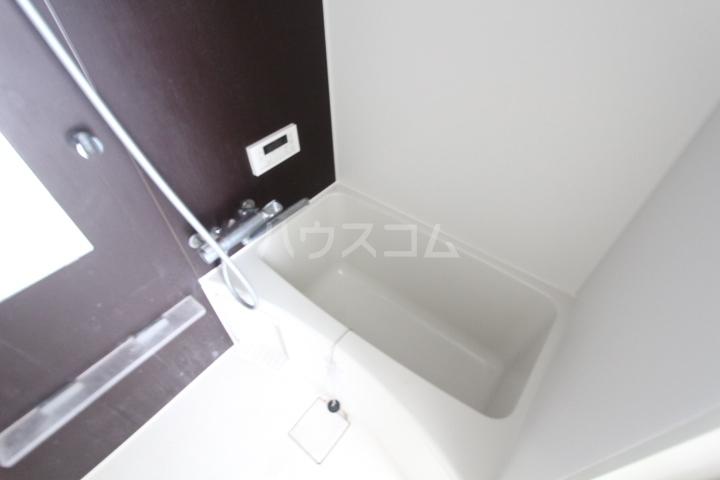 Mistry 201号室の風呂