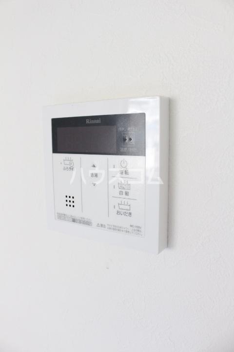 ドルフ月見 301号室のキッチン