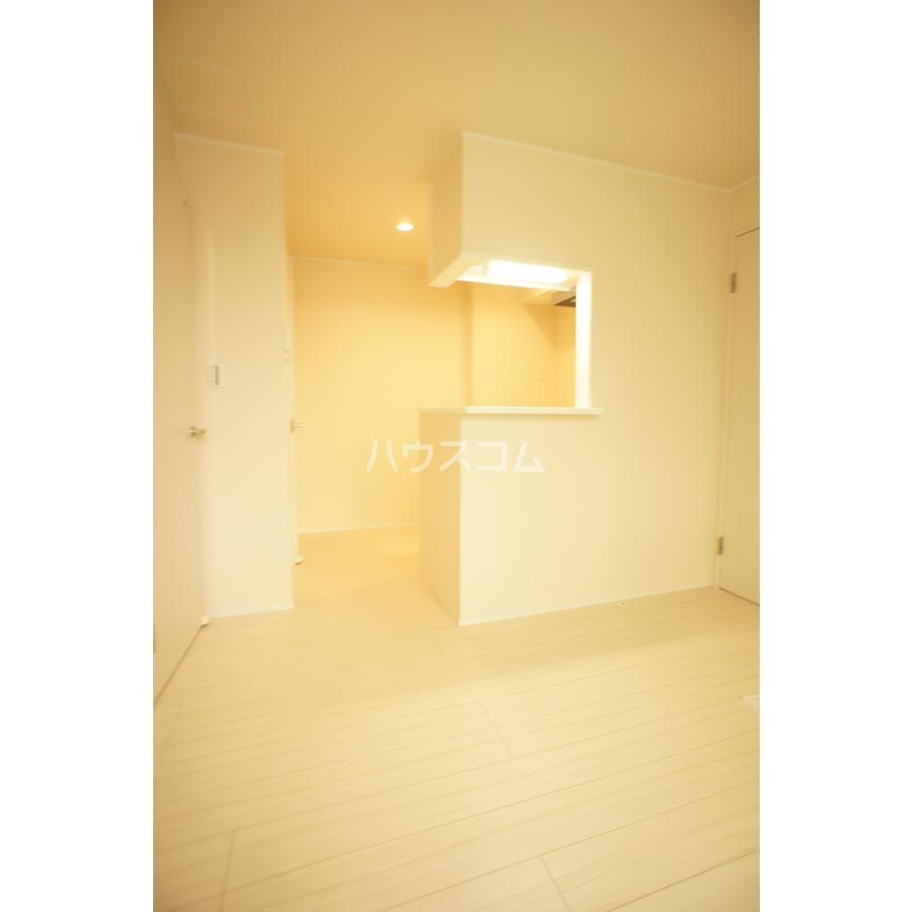 プランドール赤羽 101号室の居室