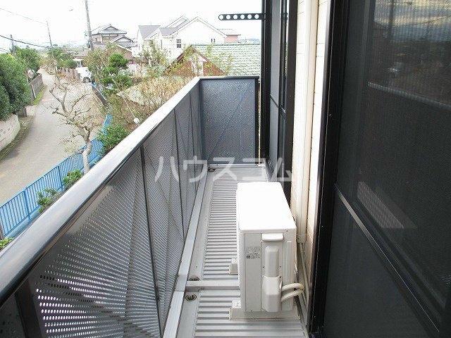 サニーコート 201号室の玄関