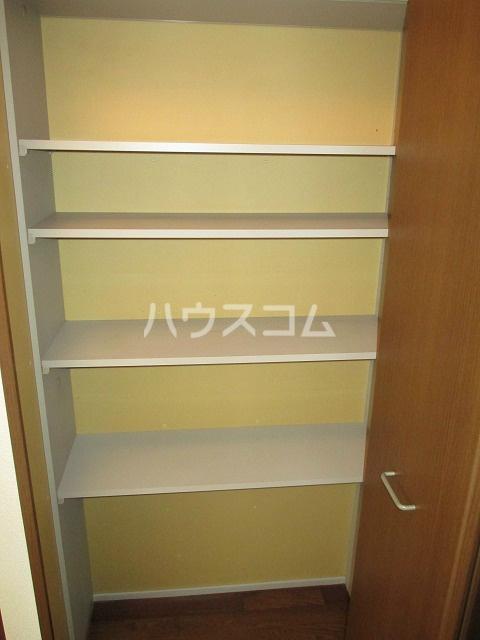 サニーコート 201号室の収納
