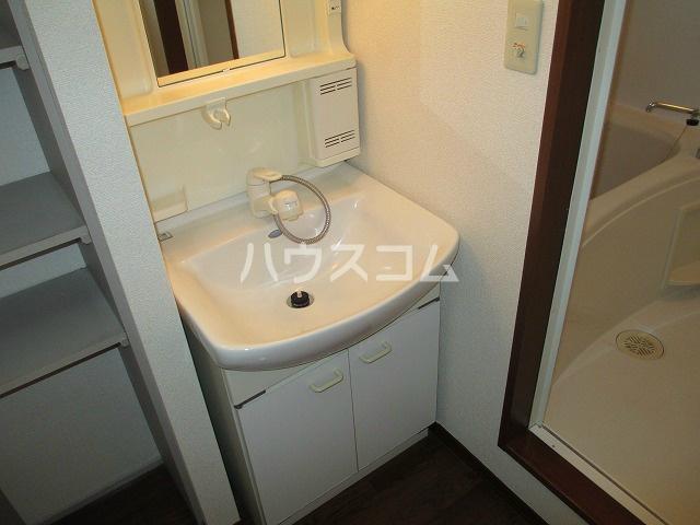 サニーコート 201号室のベッドルーム