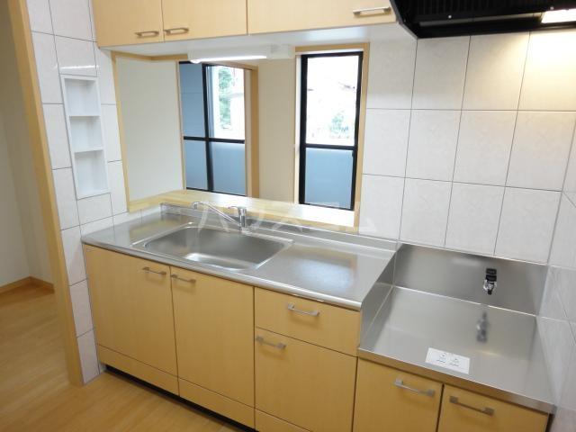 パサニアコート 107号室のキッチン