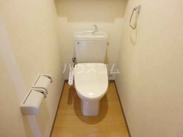 パサニアコート 107号室のトイレ