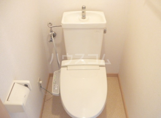 レイクシティA 02020号室のトイレ