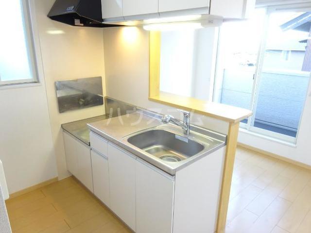 スィーニ 02010号室のキッチン