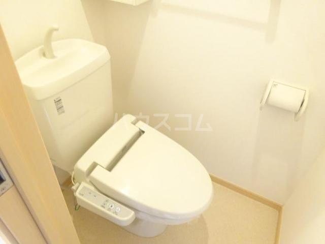スィーニ 02010号室のトイレ