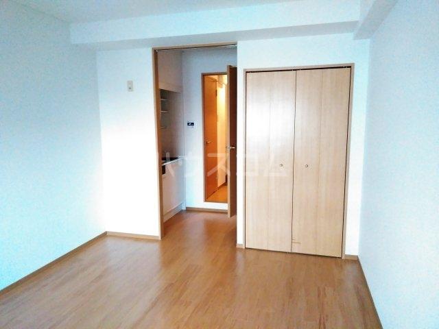 サンライト西京極 04040号室のベッドルーム