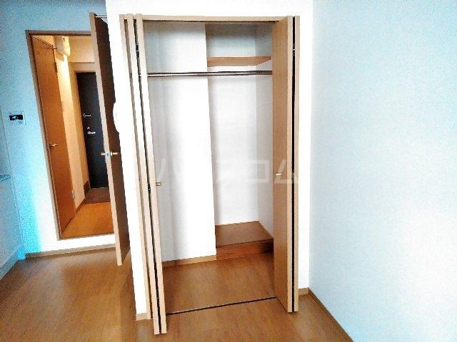 サンライト西京極 04040号室の収納