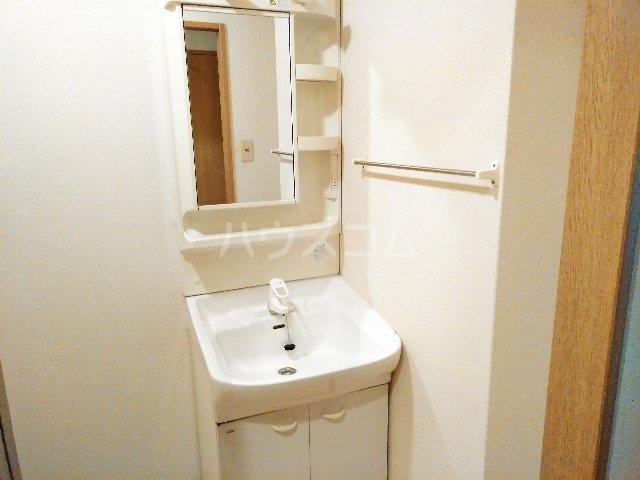 サンライト西京極 04040号室の洗面所