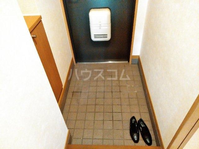 サンライト西京極 04040号室の玄関