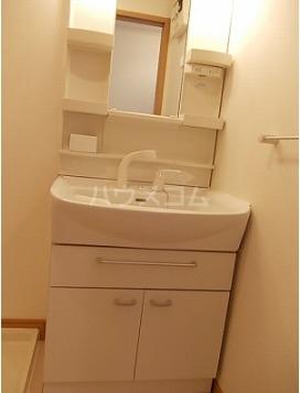グッドヒル 01020号室の洗面所