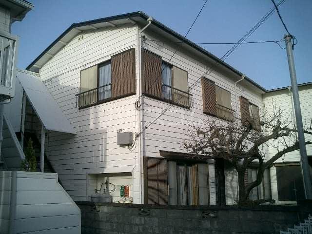 小澤荘 202号室の外観