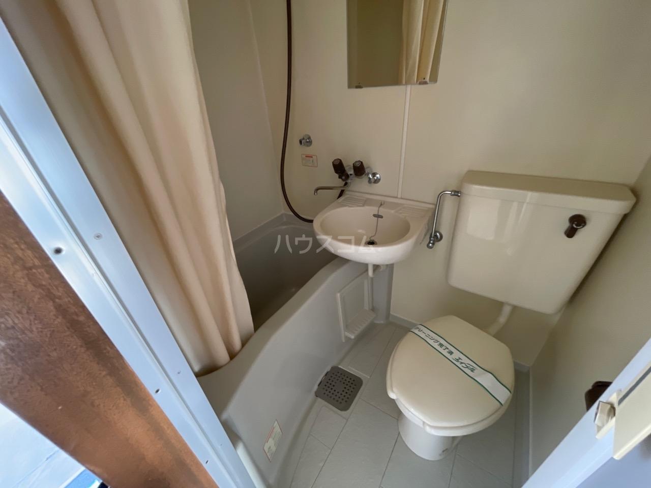 小澤荘 202号室の風呂