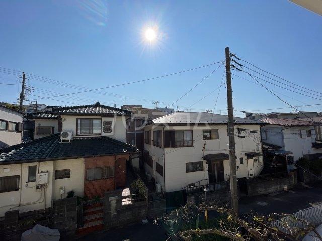 小澤荘 202号室の景色