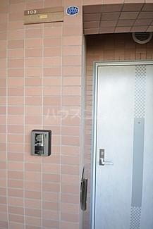 サンフラワーII 103号室のセキュリティ