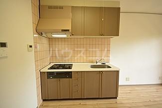 サンフラワーII 103号室のキッチン
