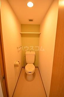 サンフラワーII 103号室のトイレ