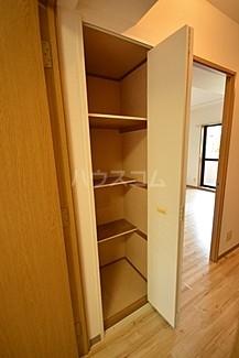 サンフラワーII 103号室の収納