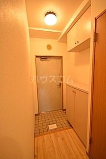 サンフラワーII 103号室の玄関