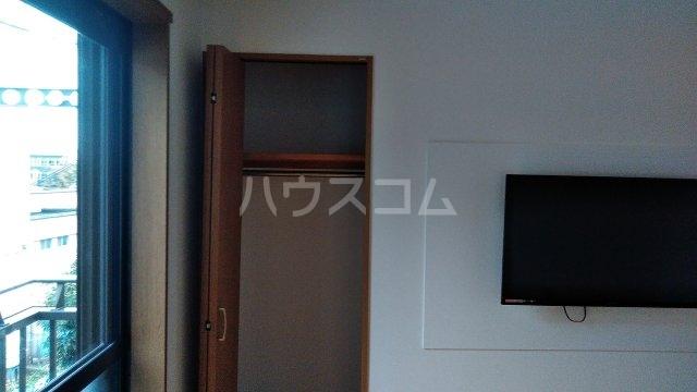 a&m Court enmachiⅡ 301号室の収納